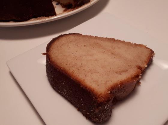 Churro Bundt Cake 1