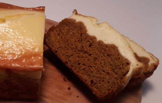 Pumpkin Spice Cream Cheese Loaf2